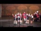 Фольклорный ансамбль народной и духовной музыки