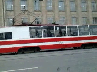 Клип на песню Трамвай группы Поп-комбинат, или Трамвай и его роль в моей жизни.