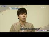 11.03.13 ДжиО @ tvN Baek Jiyeons People INSIDE [Отрывок]