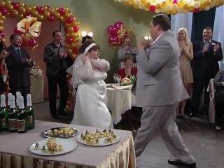 Свадебный танец ворониных