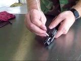 m16 -разборка, чистка, смазка, сборка оружия армии вероятного противника :)
