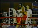 1984 Lennox Lewis vs Vernon Linklater (Canadian Super Heavyweight Final)