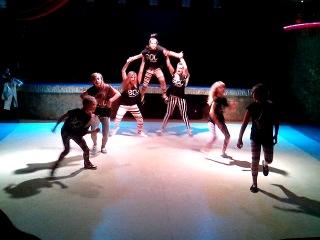 Dance School SOL(г.Сумы) на международном танц.фесте