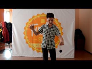 YOMOYO Spring Yo Yo Contest - Гриша Гуляев - 18 место