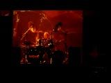 Manowar (Moscow 3.11.2012) Drum Solo