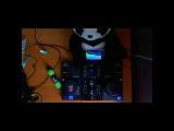 skrillex vs Sagi Rei - Breakn' A Sweat (Zedd Remix) vs sweet dreams (mash up)