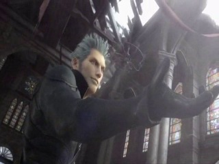 Final Fantasy VII Advent Children. Cinema Bizarre - Angel In Disguise