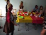 Пиратская вечеринка по случаю Дня рождения любимого мужчины =))))