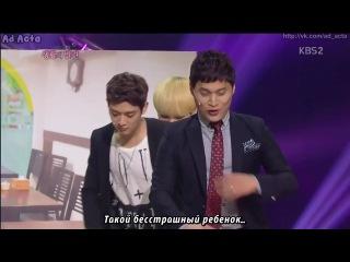 130310 SHINee - KBS Gag Concert (русс.саб)