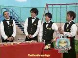 Gaki no Tsukai #601 (2002.03.17) — Kiki 10 (Pudding) ENG subbed