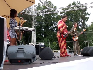 Red Elvises - Don't crucify me (Ретрофест-2013)