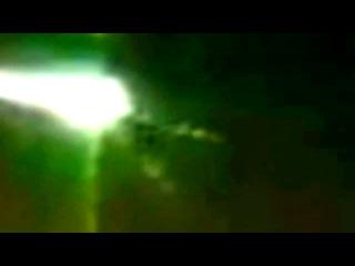 ШОК Метеорит сбили НЛО в Челябинске 15 02 2013