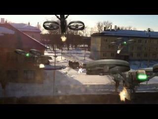 Рублевку разносят инопланетные корабли!