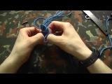 Браслет з паракорду - плетіння