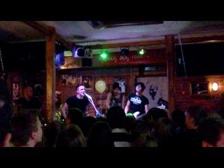O.Torvald - Mr DJ song in da ArtPab Khmel'nytsky city 10.11.2013