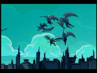 Черепашки мутанты ниндзя: Новые приключения 4 сезон 7серия