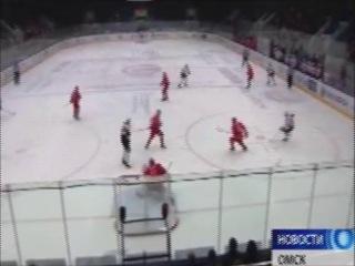 Хоккей Сюжетпро  матч Автомобилист - Авангард HD