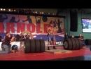 World Record Deadlift 1128 pounds Mark Felix - Arnold Strongman Classic 2013