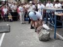 Русские Забавы 2010 (турнир по силовому экстриму) камни