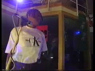 Roni Size Reprazent, Brown Paper Bag, live for Radio One 1997