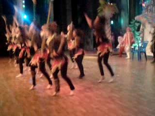 Танец папуасов 2012))