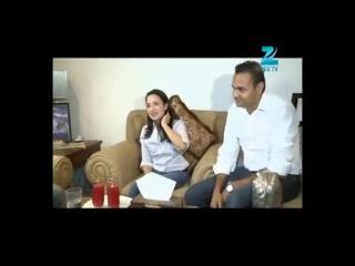 Barun Sobti, Akshay Dogra, Utkarsha Naik meet Anjalika Gupta