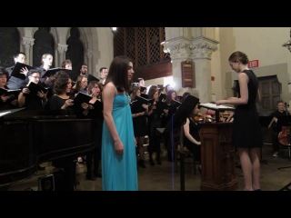Casey Lee Williams with Berklee VGM Choir