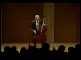 Janos Starker Recital in Tokyo 1988