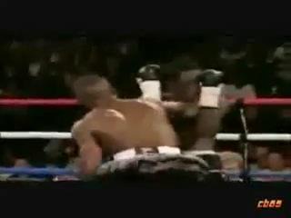 Бокс клип Флойд Мейвезер
