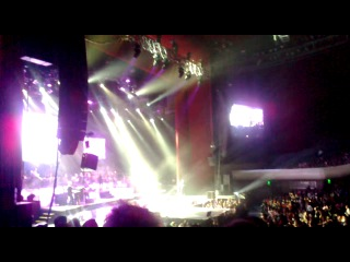 Volando entre tus brazos. Marc Anthony en Auditorio Nacional, México, D.F. 2013.10.24