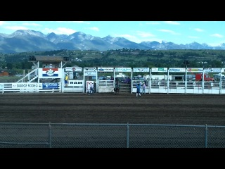 Rodeo 2013 Polson MT