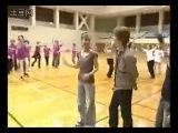 Takarazuka 90 rehearsal. Flower troupe