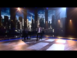 Steve Clisby - New York State of Mind (The Voice AU 2013)