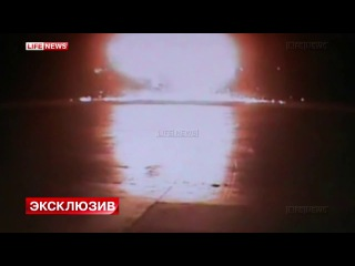 Камеры наблюдения засняли на видео момент крушения Boeing 737 в Казани, авиакатастрофа 17.11.2013