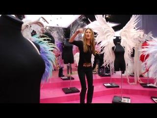 Victoria's Secret Angels Lip Sync