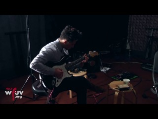 London Grammar 'Wicked Game' Live at WFUV