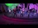 Танец аниматоров отель Sun Rise Garden Хургада Египет март 2013 г.
