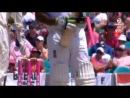 Сломал пополам крикетную биту
