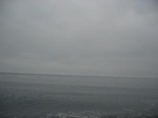 зимой море по-особенному красиво