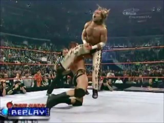 Randy Orton knows how to counter Sweet Chin Music