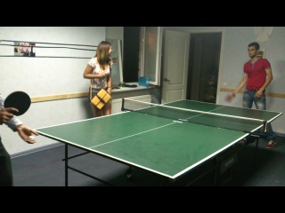 Наш теннис :) Играют лучшие!