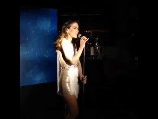 Презентация нового клипа Наталии Орейро на песню