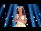 Amira Willighagen - Ave Maria (HD Quality) - Semi-Final Holland's Got Talent