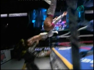 5) Mistico & Valiente vs Psicosis & Volador Jr. in a #1 contenders CMLL World Tag Team tournament eigthtfinal match