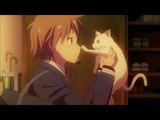 Sakurasou no Pet na Kanojo / Кошечка из Сакурасо (2 серия) озвучка Shina & Wolfys