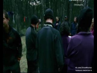 Беар Гриллс: Выбраться живым (Get Out Alive with Bear Grylls) 1 сезон 3 серия