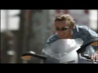 Воры экстра класса - угон мотоцикла