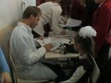 «Детский народный медосмотр» на Одесщине продолжается