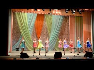 Зразковий ансамбль танцю