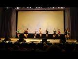 Посвящение в студенты ОГАУ 24.10.2013